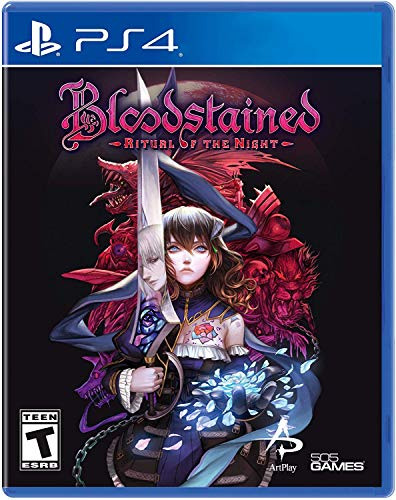 Bloodstained: Ritual of the Night (輸入版:北米) - PS4