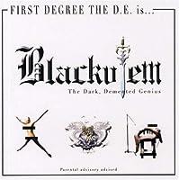 Blackulem the Dark Demented Genius