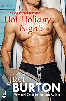 Hot Holiday Nights: A Play-By-Play Novella 10.5 by [Burton, Jaci]