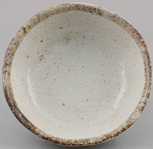 美濃焼 白唐津 丸小鉢 K72062