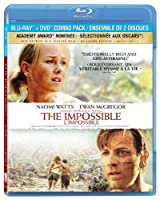 The Impossible [Blu-ray + DVD]