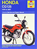 Honda Cg125 (76 - 07) (Haynes Service and Repair Manuals)