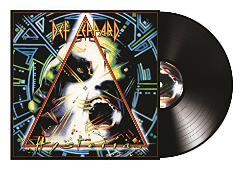 HYSTERIA [2LP] (30TH ANNIVERSARY, 180 GRAM 2017 REMASTER) [12 inch Analog]