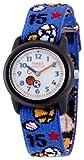 キッズ腕時計 キッズアナログ エラステックストラップ T75201 キッズサイズ タイメックス画像①