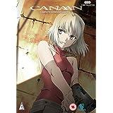 CANAAN コンプリート DVD-BOX (全13話) アニメ [DVD] [Import] [PAL]