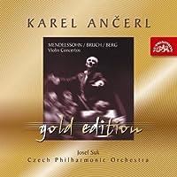 Mendelssohn/Bruch/Berg: Violin Concertos (2002-09-24)
