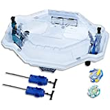 Beyblade Burst - Spirit Attack 2 Player Battle Set with Stadium, Launchers & Tops