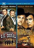 Gunfight at Ok Corral & Last Train From Gun Hill [DVD]