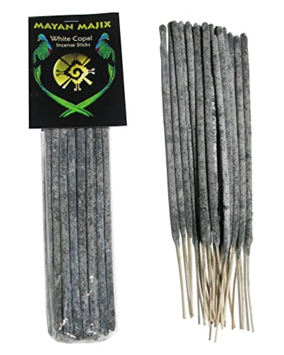 色合い荒野額Mayan White Copal Incense Sticks