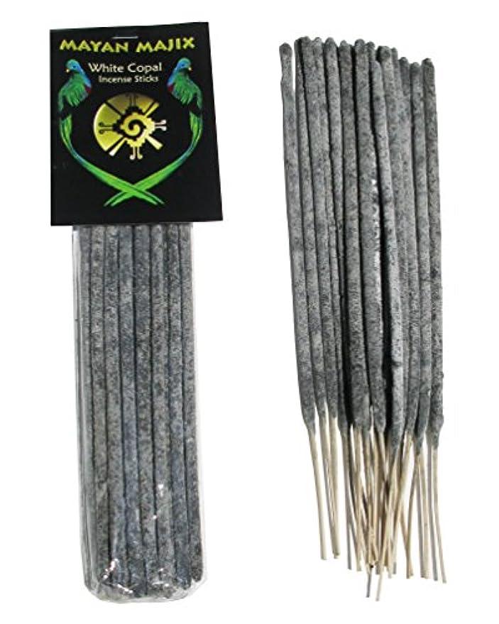 ハブ魔法マニュアルMayan White Copal Incense Sticks