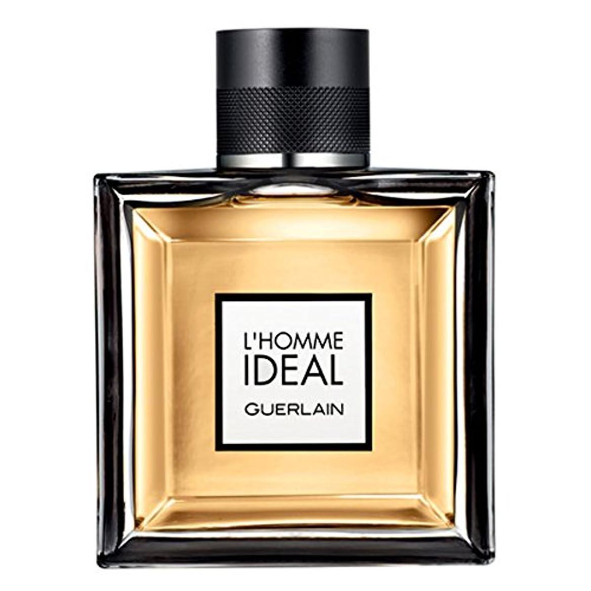 用心する花瓶人気のGuerlain L'Homme Ideal (ゲラン ルオム アイデアル) 3.3 oz (100ml) EDT Spray by Guerlain