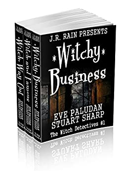 Witch Detectives Box Set I – Books 1, 2, and 3 (The Witch Detectives #1, #2, and #3) by [Paludan, Eve, Sharp, Stuart]