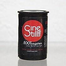 cinestill カラーネガフィルム 800T 35mm 36枚撮り 1本