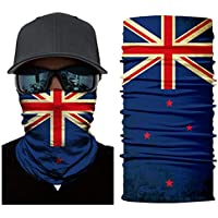 3D Face Sun Mask, Neck Gaiter, Headwear, Magic Scarf, Balaclava, Bandana, Headband Fishing, Hunting, Yard Work, Running, Motorcycling, UV Protection, Great Men & Women
