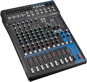 ヤマハ YAMAHA 12チャンネルミキシングコンソール オーディオインターフェイス MG12XU 高品位なデジタルエフェクト24種類を搭載 音楽制作アプリケーション付き