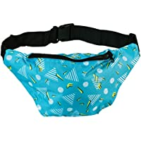 Funny Guy Mugs Premium 80's Pattern Fanny Pack (Multiple Styles Available)