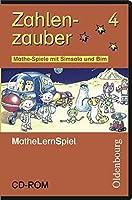 Zahlenzauber 4. Mathe-Spiele mit Simsala und Bim. CD-ROM für Windows 95/98/2000/XP