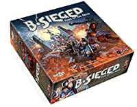 B Sieged Sons of The Abyss Board Game [並行輸入品]