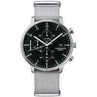 [イッセイミヤケ]ISSEY MIYAKE 腕時計 メンズ C シー 岩崎一郎デザイン クロノグラフ NYAD005