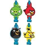 Angry Birds Blowouts 怒っている鳥の暴噴?ハロウィン?クリスマス?