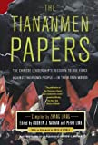 The Tiananmen Papers by Liang Zhang Andrew J. Nathan Perry Link Orville Schell(2002-06-06) 画像