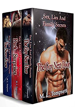 Sex, Lies And Family Secrets, series: Box Set 1-2-3 by [Tompsett, M. L.]