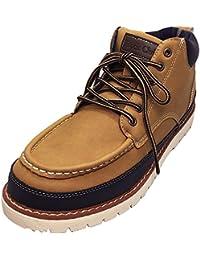 「防水」 Truck Club(トラッククラブ) ブーツ メンズ レインブーツ ワークブーツ ショートブーツ チャッカブーツ T60460