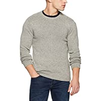 French Connection Men's Speckle Crew Neck Knit