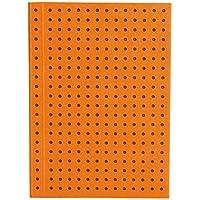 Paperblanks Paper Oh Circulo Orange on Grey OH9034-2