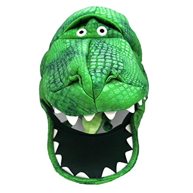 レックス ファンキャップ トイストーリー 恐竜 ディズニー 帽子 なりきり 仮装 グッズ 可愛い ファッション 小物 ( リゾート限定 ) toy story