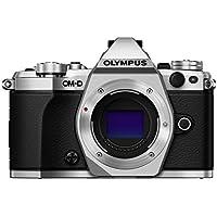 Olympus OM-D E-M5 Mark II - Digital camera - mirrorless system - 16.1 MP - body only - Wi-Fi - silver