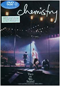 Two as We Stand~Live and Documentary 2002-2003~ [DVD]
