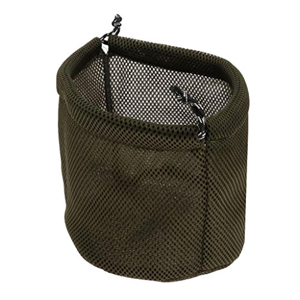 パスポート海里天窓SM SunniMix アウトドア 調理器具 収納バッグ キャンプ用 食器オーガナイザー 巾着 ハンドバッグ 耐久性 メッシュバッグ 全3サイズ