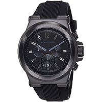 Michael Kors Men's MK8152 Year-Round Analog Quartz Black Watch