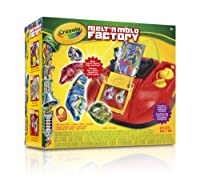 Crayola 63652408501 Melt N Mold Factory by Crayola