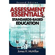 Assessment Essentials for Standards-Based Education 2ed