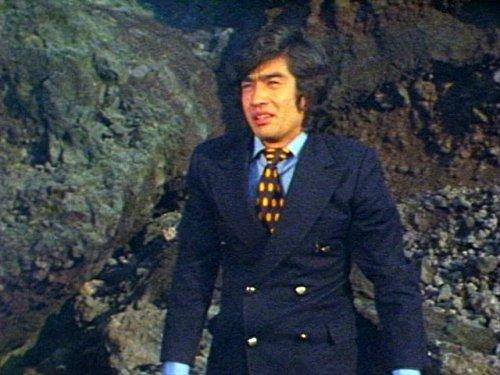 第40話「死斗!怪人スノーマン対二人のライダー」
