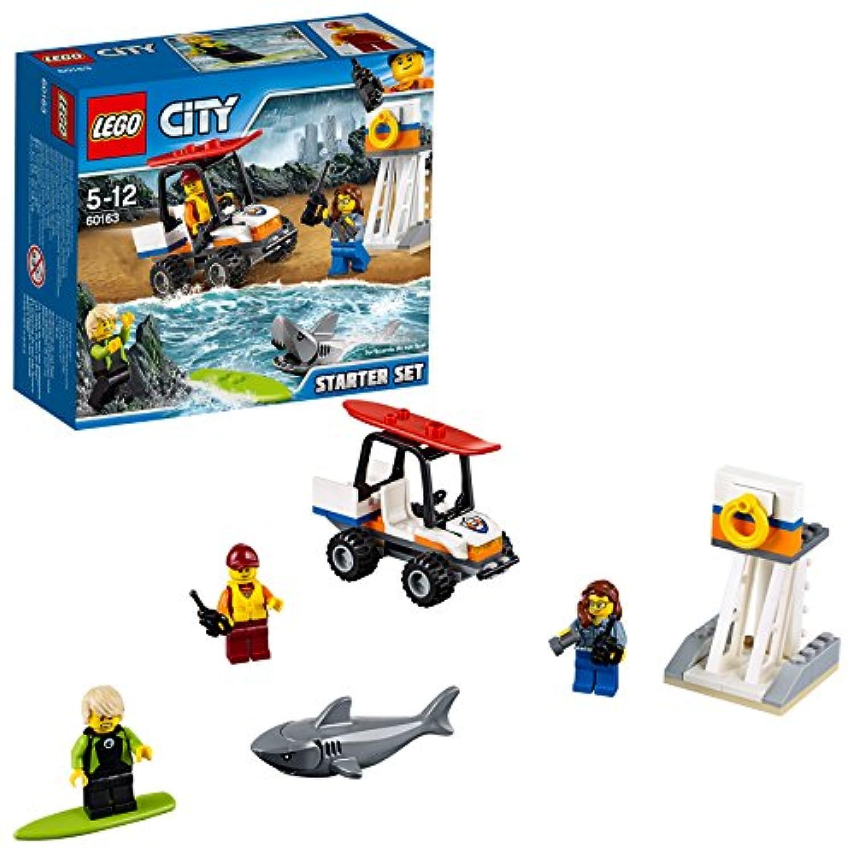 レゴ(LEGO)シティ 海上レスキュースタートセット 60163