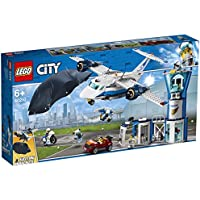 レゴ(LEGO) シティ 空のポリス指令基地 60210