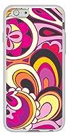iPhone6s TPU ソフトケース 586 ブローアップカラー 素材ホワイト