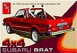 AMT 1/25 スバル ブラット プラモデル AMT1128