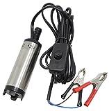 cmy select 水中ポンプ 12V バッテリー クランプ 汚水 給油 灯油 給水 海水 水槽 超小型 4C-HPZW-HAAF