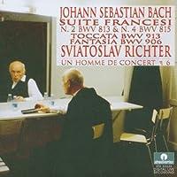 Suite Francesi; Toccata by J.S BACH