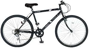 My Pallas(マイパラス) マウンテンバイク MTB M-610-BK 26インチ 6段変速 ブラック