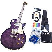 Blitz BLP-450 エレキギター初心者 レスポールタイプ スーパーベーシック入門セット SPP [98765]