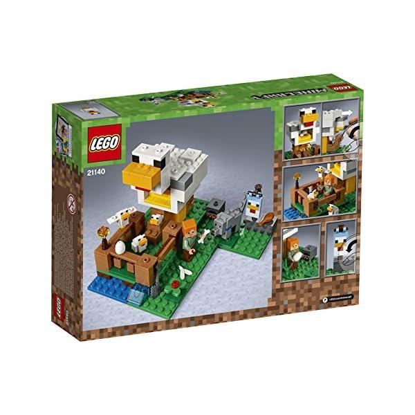 レゴ(LEGO) マインクラフト ニワトリ小屋...の紹介画像5