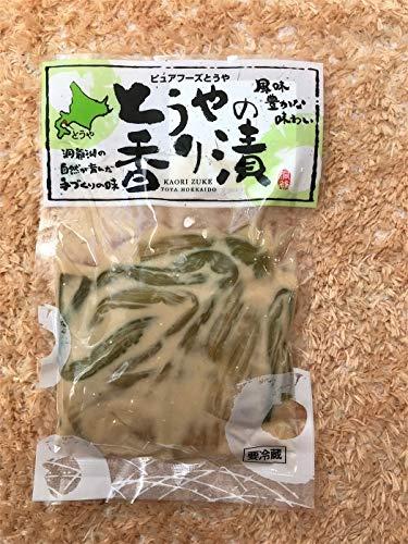 とうやの香り漬(セルリー粕漬け)150g