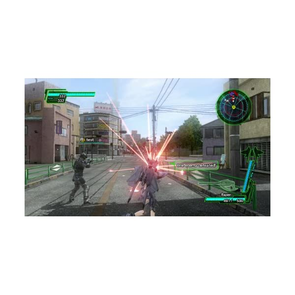 Earth Defense Force 202...の紹介画像5