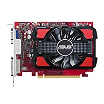 ASUSTek社製 AMD Radeon R7 250 GPU搭載ビデオカード (オーバークロックモデル) R7250-1GD5