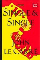 Single & Single (Wheeler Large Print Book Series)